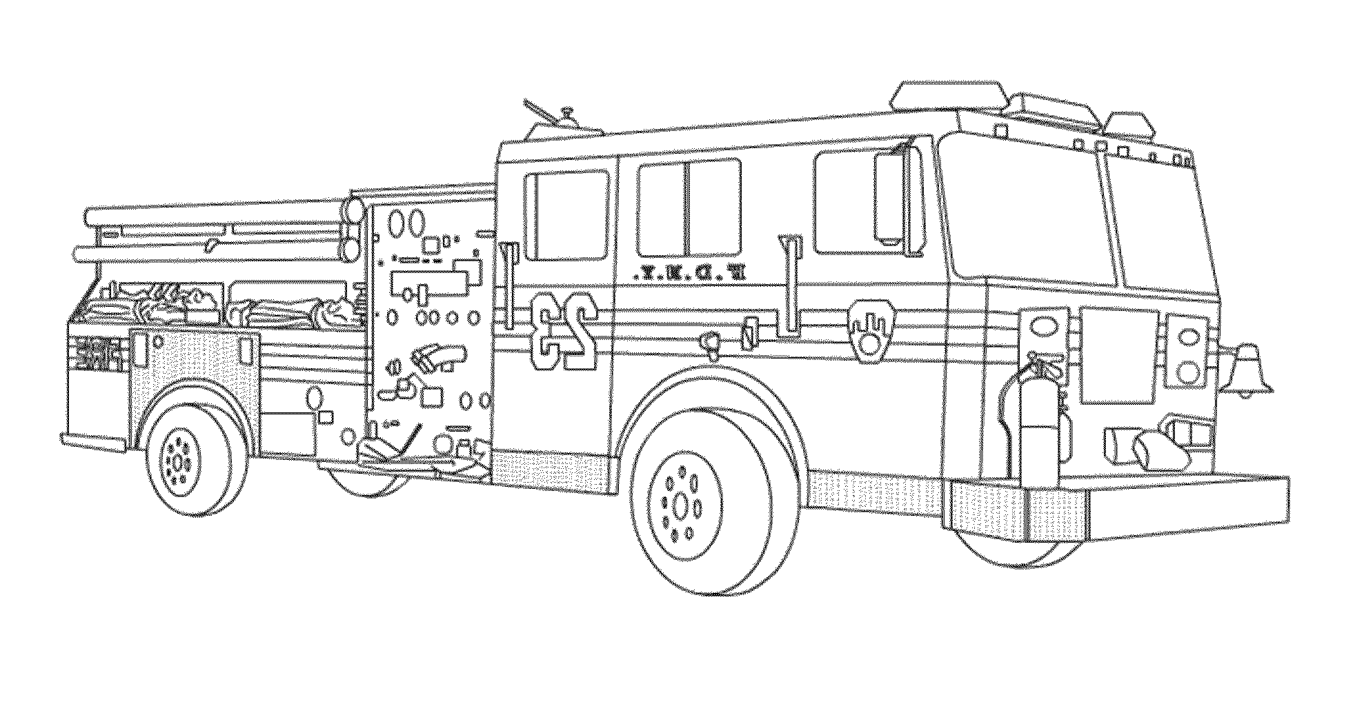 free fire truck coloring pages free fire truck coloring pages coloring home free fire truck pages coloring