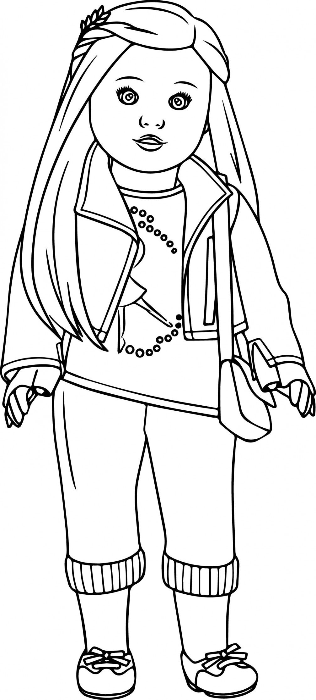 free girl coloring pages to print american girl coloring pages best coloring pages for kids free girl pages to print coloring