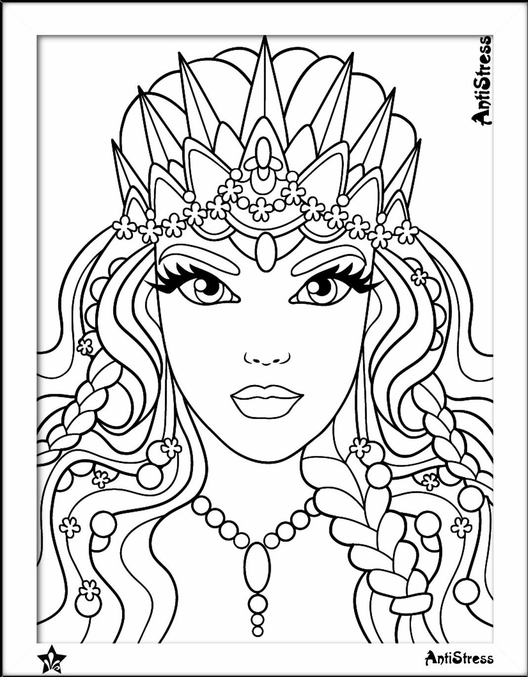 free girl coloring pages to print beautiful woman coloring pages at getcoloringscom free coloring free pages girl print to