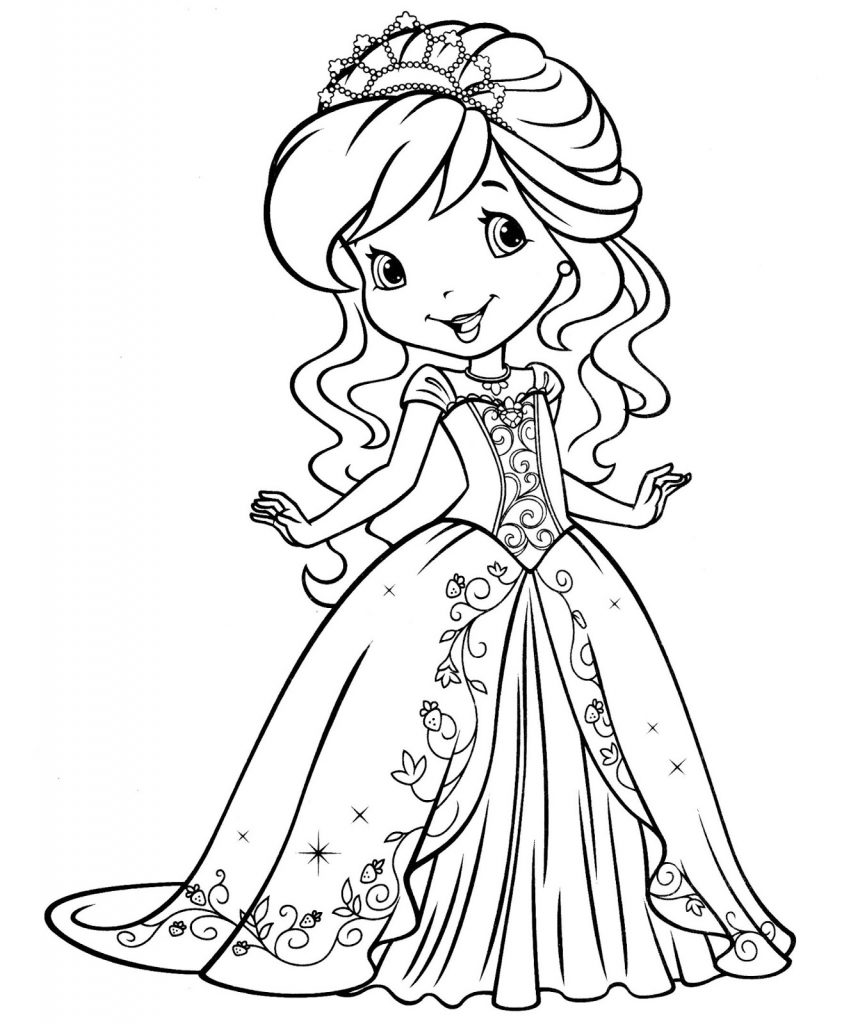 free girl coloring pages to print free printable cute coloring pages for girls quotes that pages girl print to free coloring