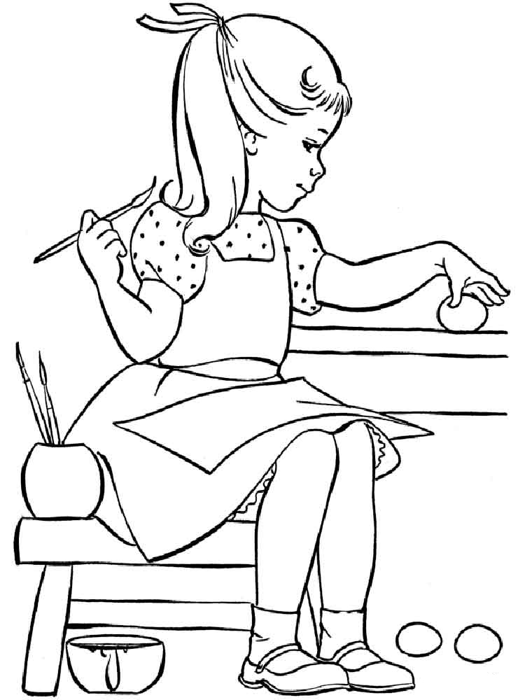 free girl coloring pages to print girl coloring pages to download and print for free to girl print pages coloring free