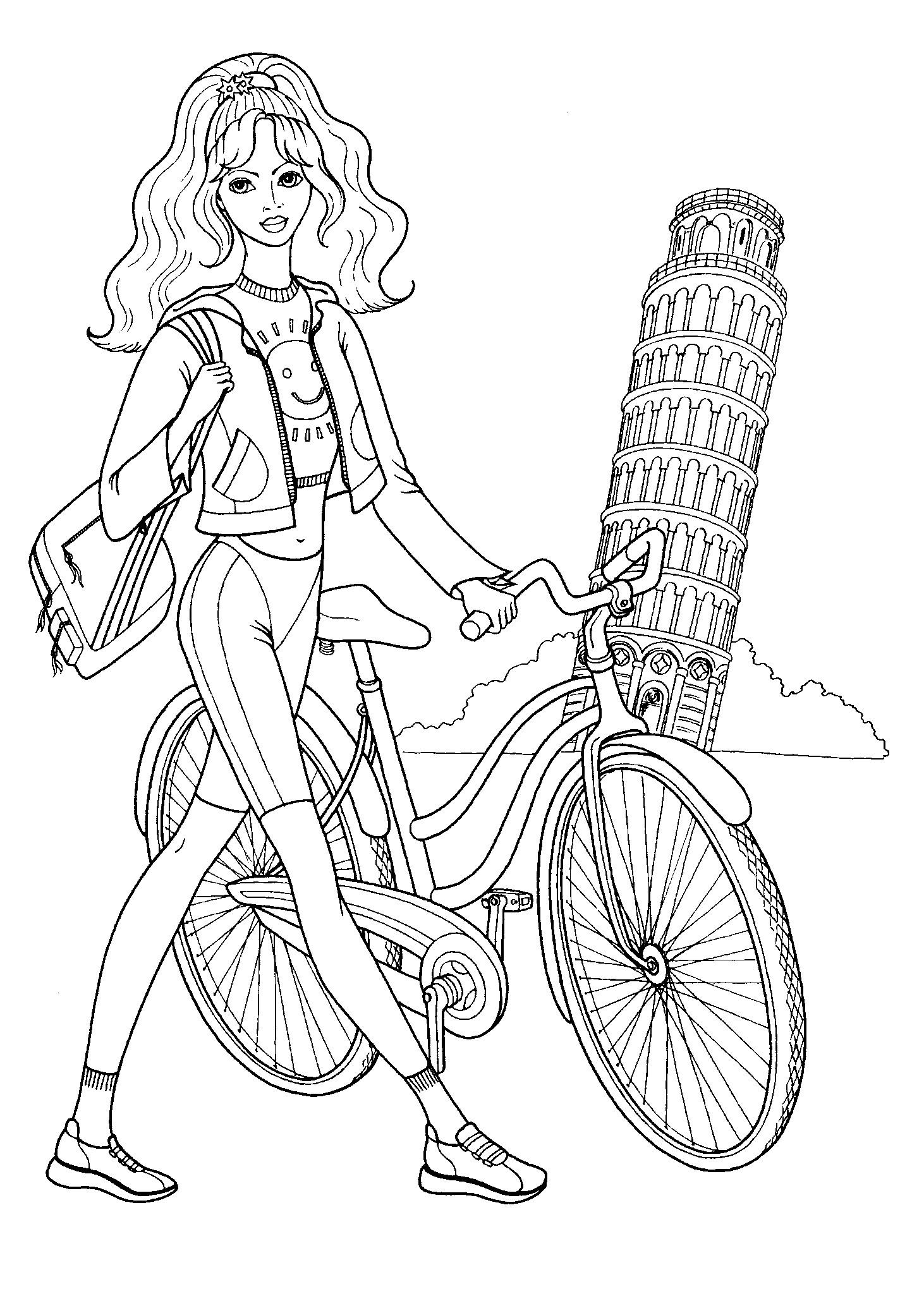 free girl coloring pages to print the best ideas for coloring pages for girls printable to girl pages print coloring free