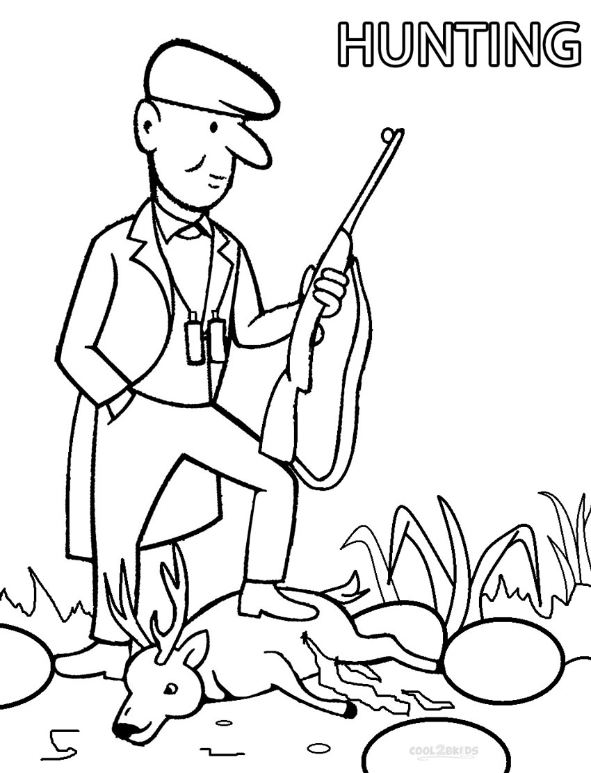 free hunting coloring pages deer hunting coloring pages free sheer blouse with no hunting pages free coloring