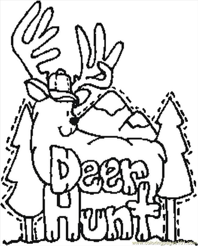 free hunting coloring pages hunting coloring page coloring home pages free hunting coloring