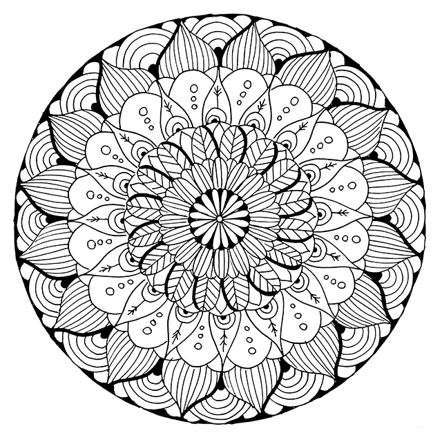 free mandalas to print and color best free easy flower mandala designs coloring pages mandalas and free to print color