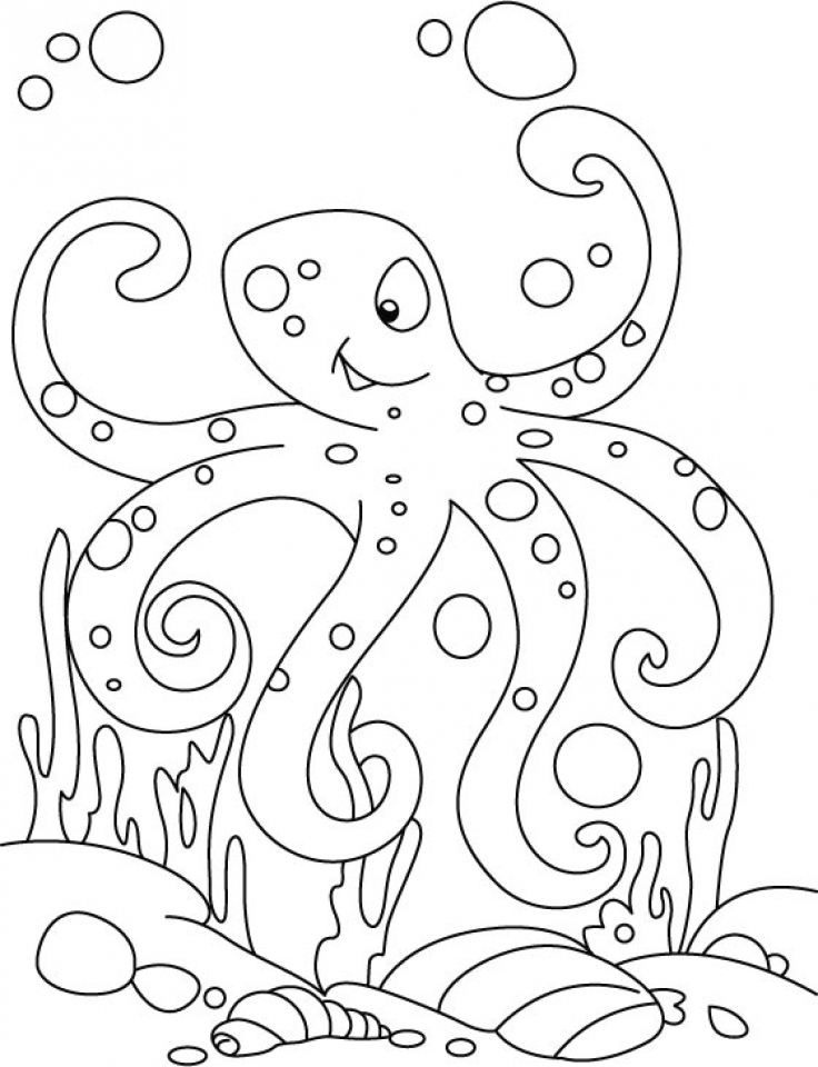 free octopus coloring pages get this free octopus coloring pages to print rk86j octopus pages coloring free