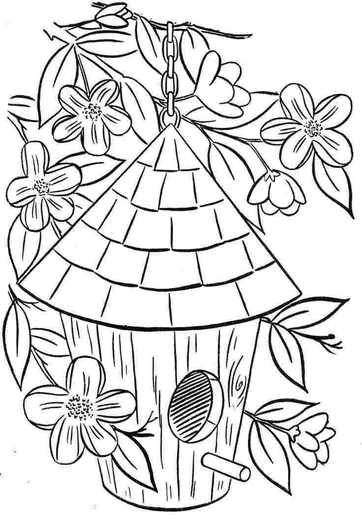 free printable birdhouse coloring pages bird house coloring pages 302 free printable coloring pages birdhouse coloring printable free