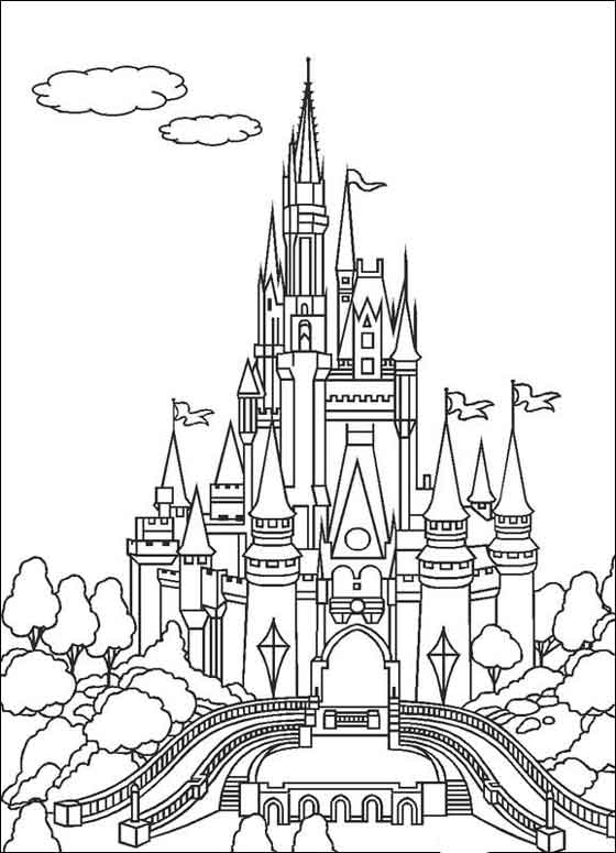 free printable castle coloring pages 12 best free printable castle coloring pages for kids and printable pages free coloring castle