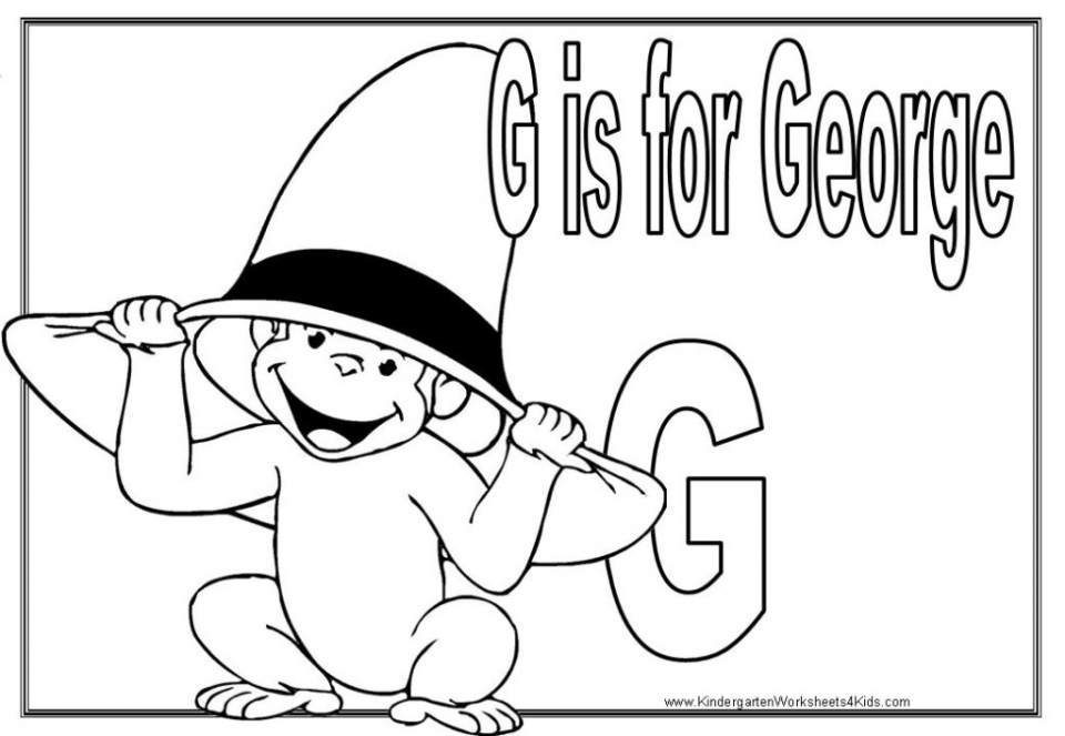 free printable curious george coloring pages curious george coloring pages for kids printable free printable coloring george pages free curious