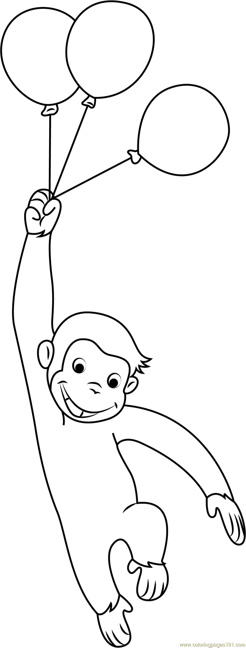 free printable curious george coloring pages curious george coloring pages to download and print for free coloring george free curious printable pages