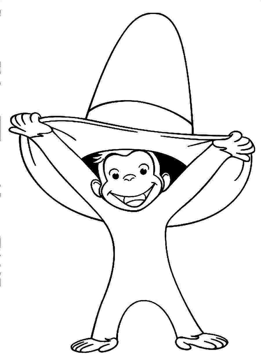 free printable curious george coloring pages print download curious george coloring pages to curious pages coloring printable free george