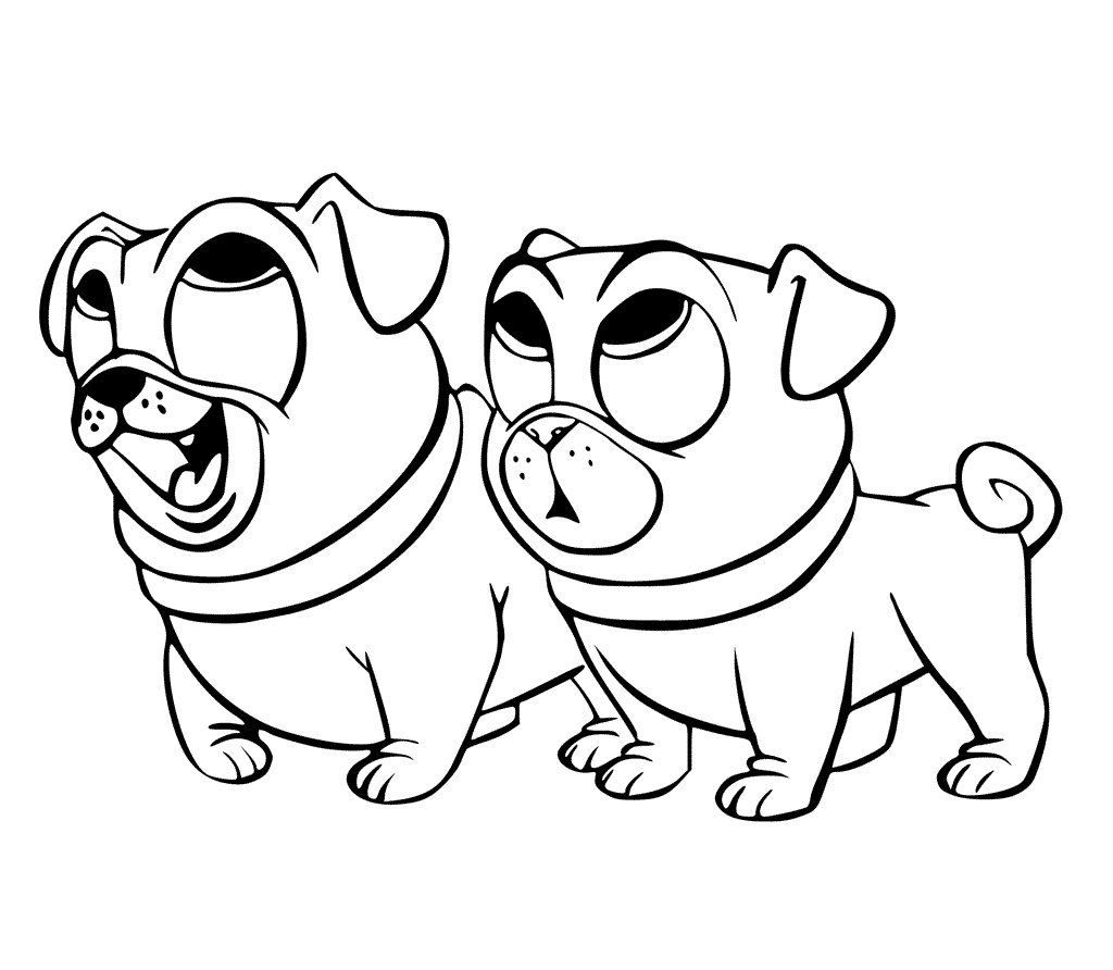 free printable dog coloring pages puppy dog pals coloring pages to print coloring printable pages dog free