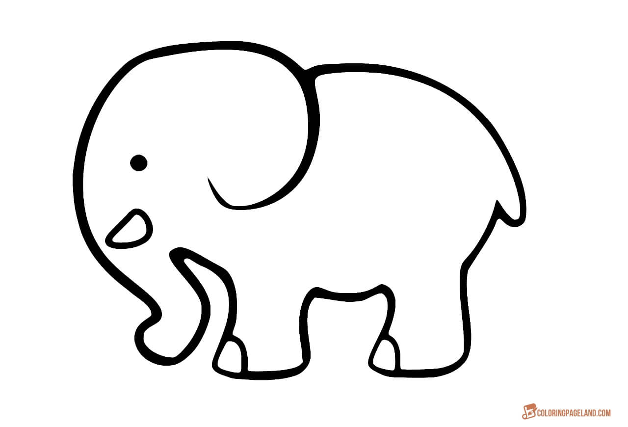 free printable elephant pictures free printable elephant coloring pages for kids printable elephant free pictures