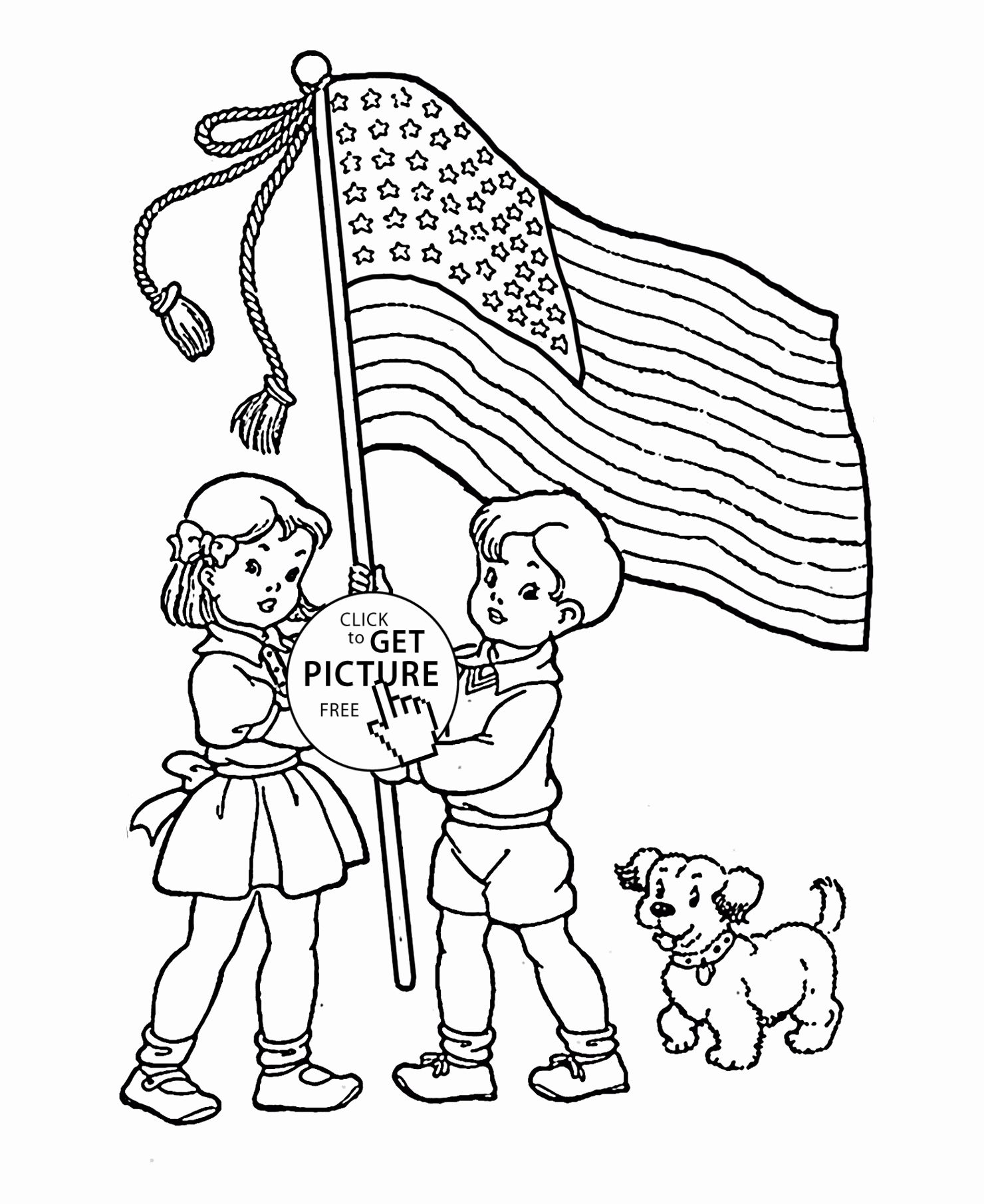 free printable flags to color little stars learning flag day wprintables to free printable flags color