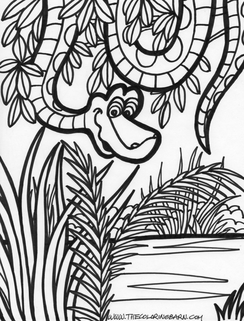 free printable jungle coloring pages free printable jungle coloring pages coloring pages free printable jungle