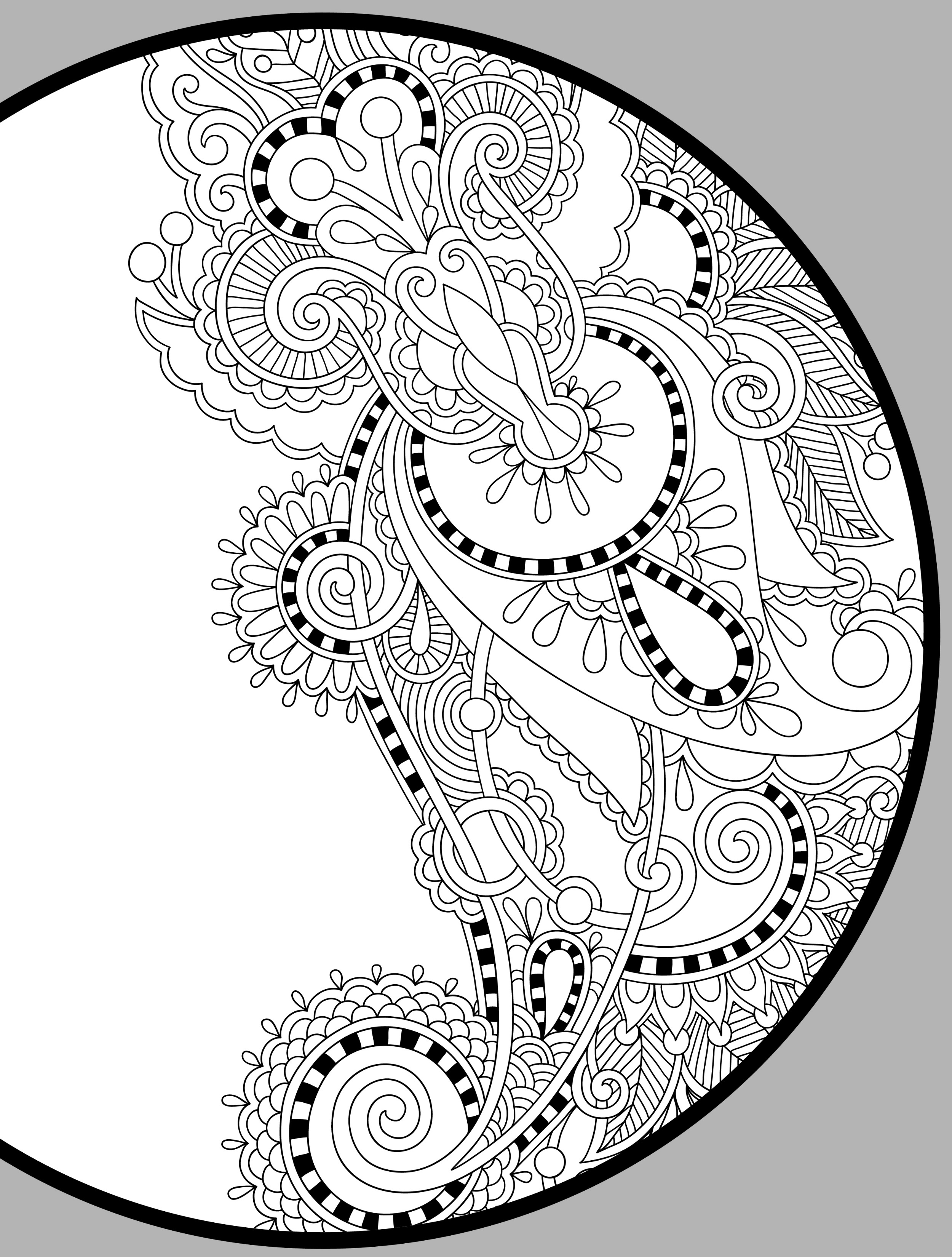 free printable mandalas to color for adults adult coloring pages mandalas coloring home for mandalas to adults color printable free
