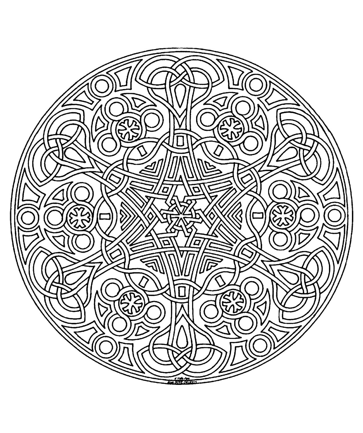 free printable mandalas to color for adults coloring pages free printable coloring books pdf for color to free printable adults mandalas