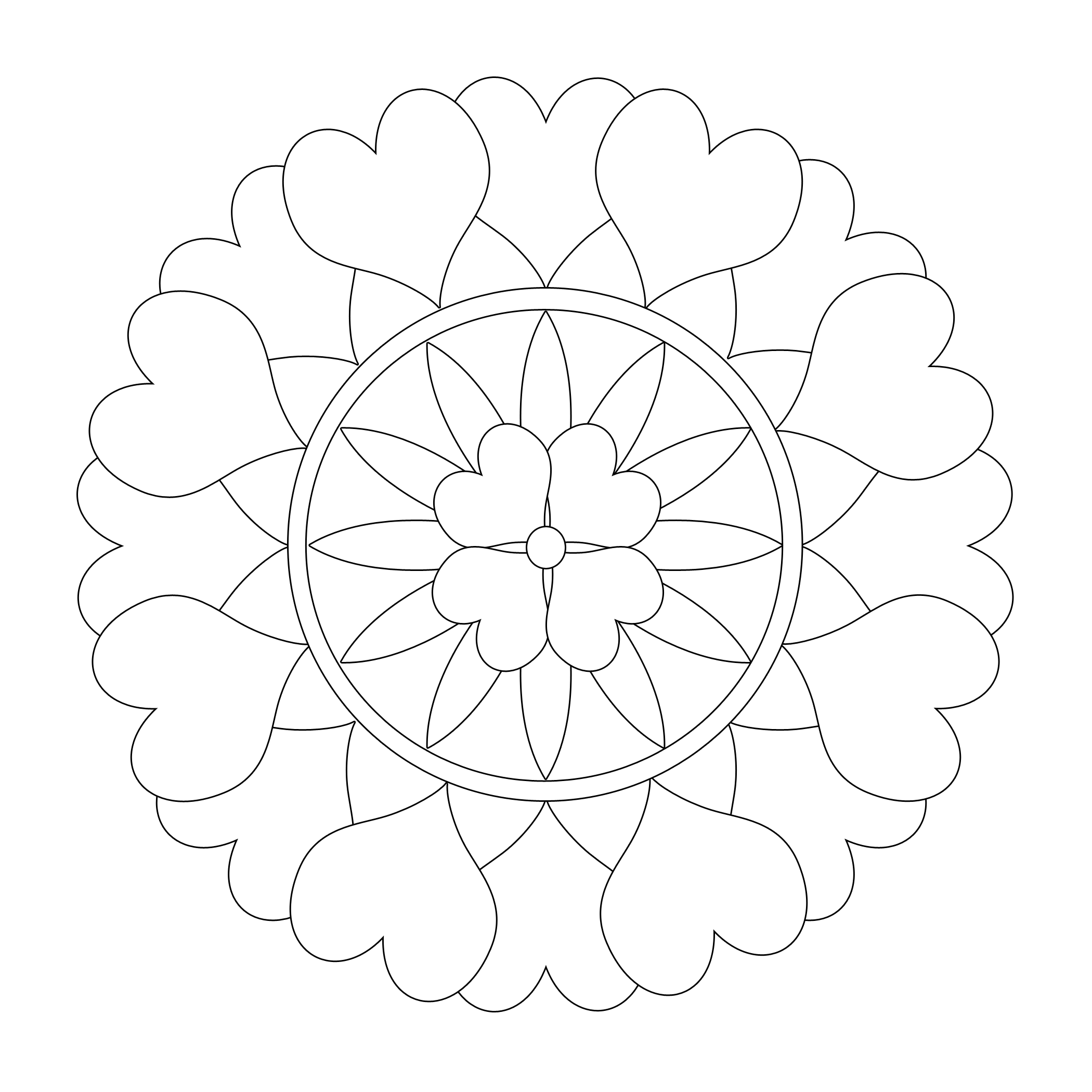 free printable mandalas to color for adults free mandala for to print 14 malas adult coloring printable for color mandalas to free adults