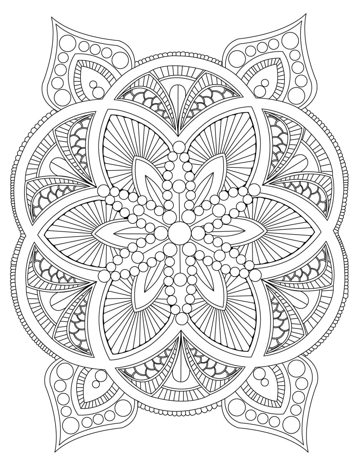 free printable mandalas to color for adults free printable mandala coloring pages for adults adults printable free for color to mandalas