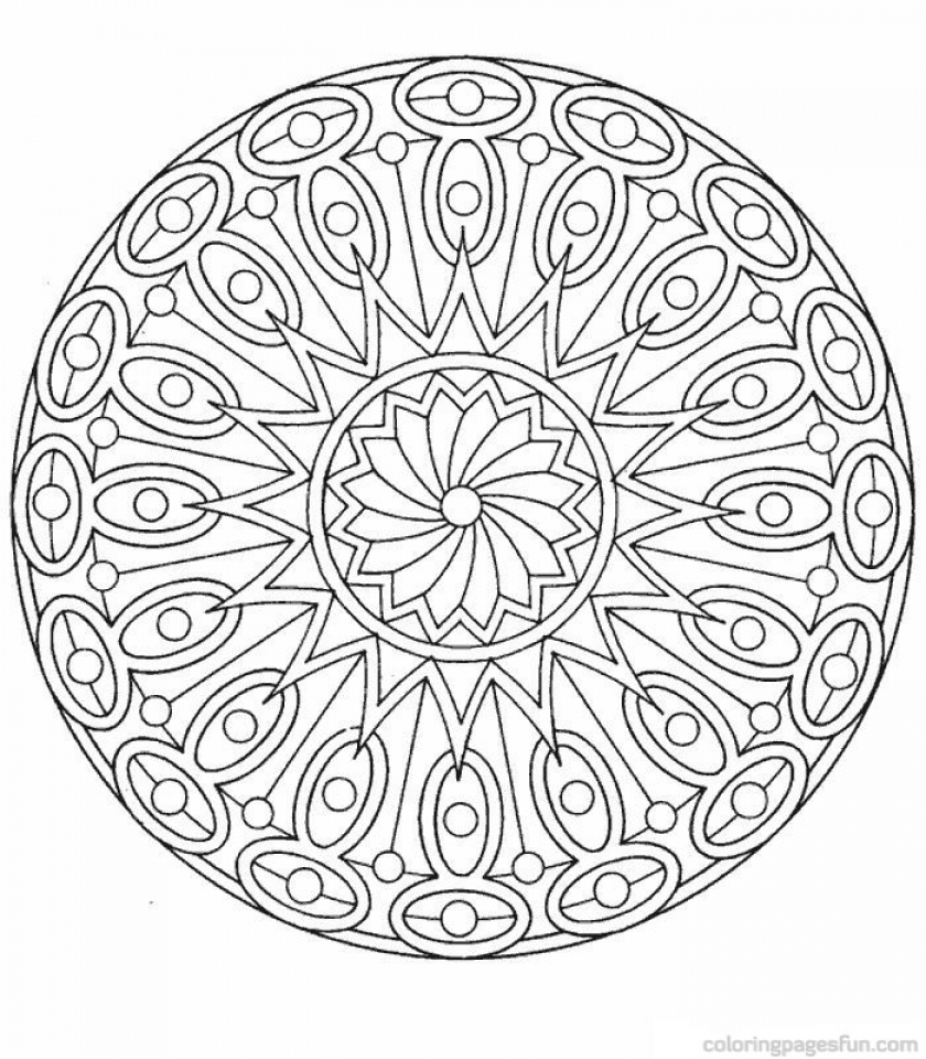 free printable mandalas to color for adults mandala from free coloring books for adults 19 mandalas adults free to printable color mandalas for