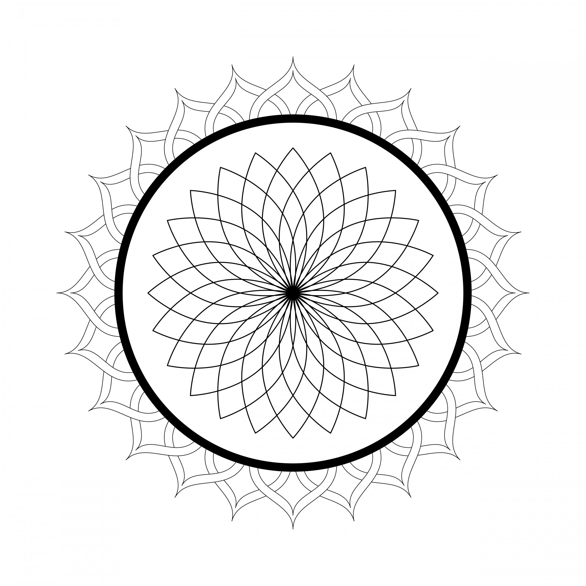 free printable mandalas to color for adults mandala from free coloring books for adults 22 malas to mandalas adults color printable for free
