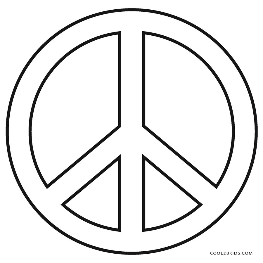 free printable peace sign coloring pages free printable peace sign coloring pages coloring pages sign free peace coloring printable pages