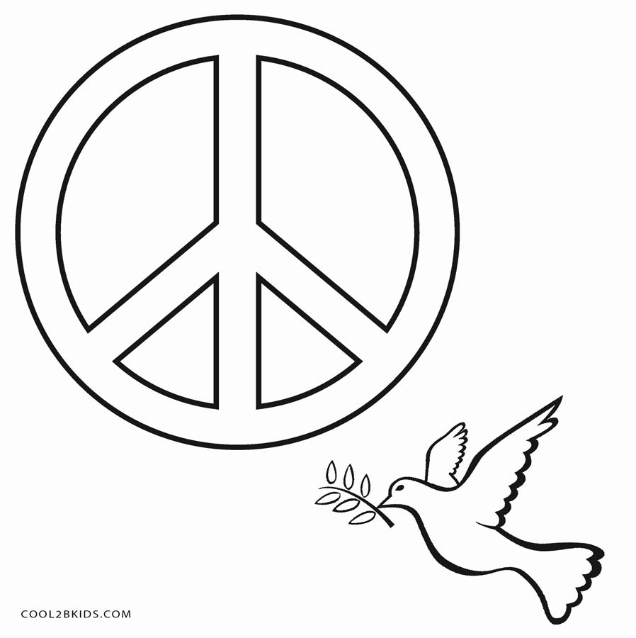 free printable peace sign coloring pages free printable peace sign coloring pages cool2bkids free coloring pages printable peace sign