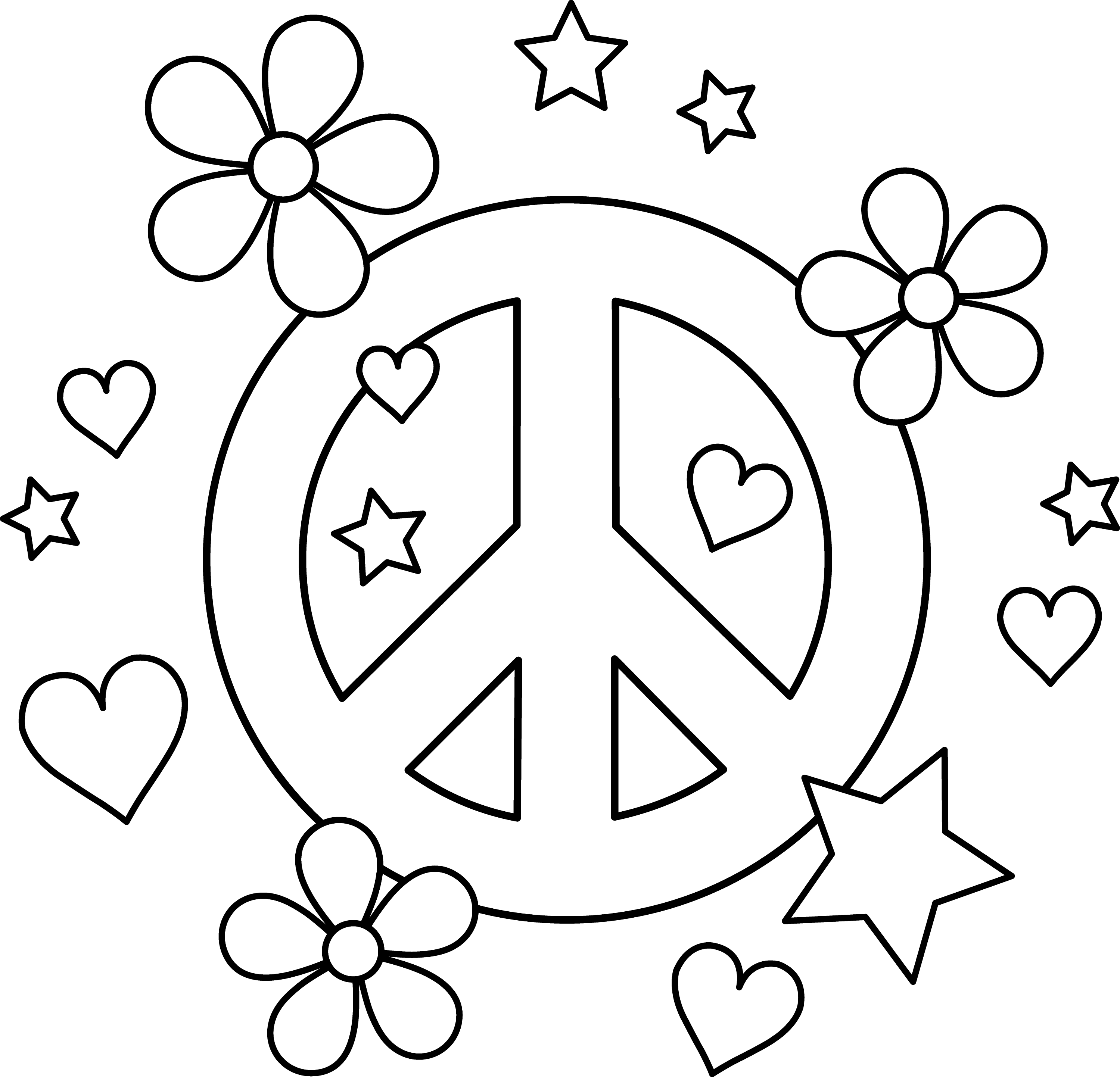 free printable peace sign coloring pages free printable peace sign coloring pages cool2bkids sign free pages coloring printable peace