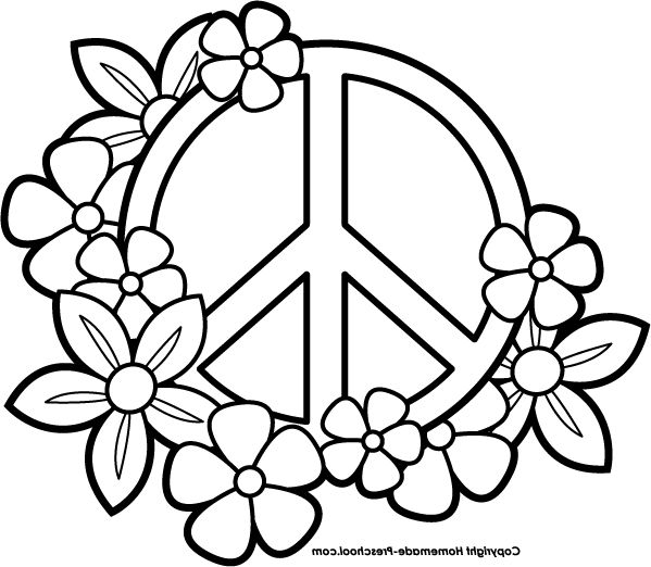 free printable peace sign coloring pages peace sign coloring page clipart best peace free pages coloring sign printable