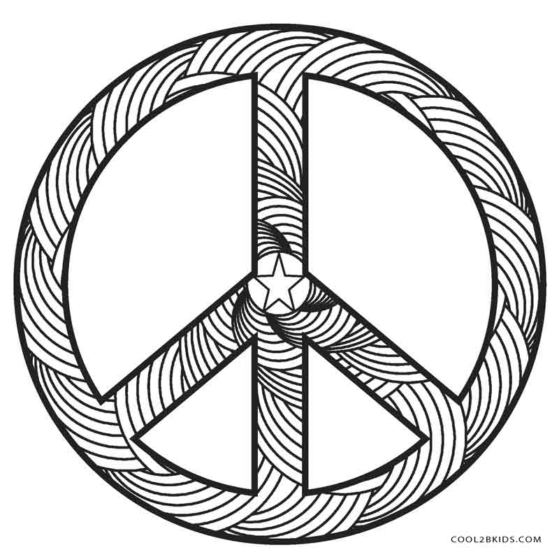 free printable peace sign coloring pages simple and attractive free printable peace sign coloring printable pages peace coloring sign free