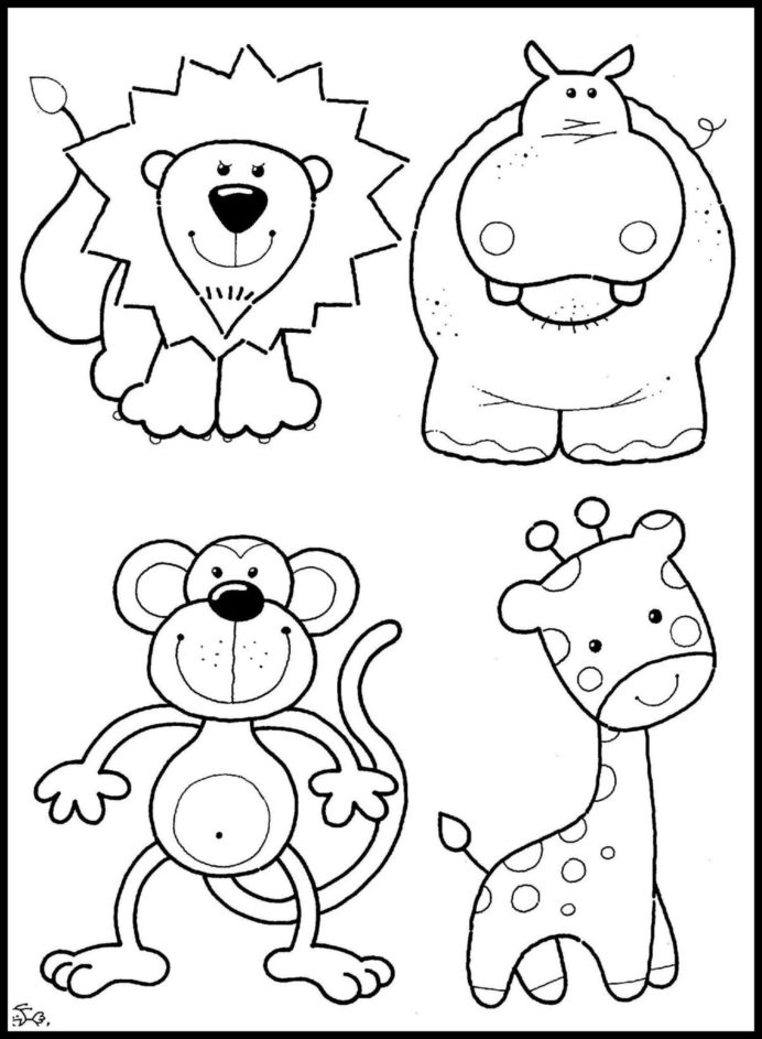 free printable zoo coloring pages free printable zoo animals colouring pages just family fun zoo coloring free pages printable