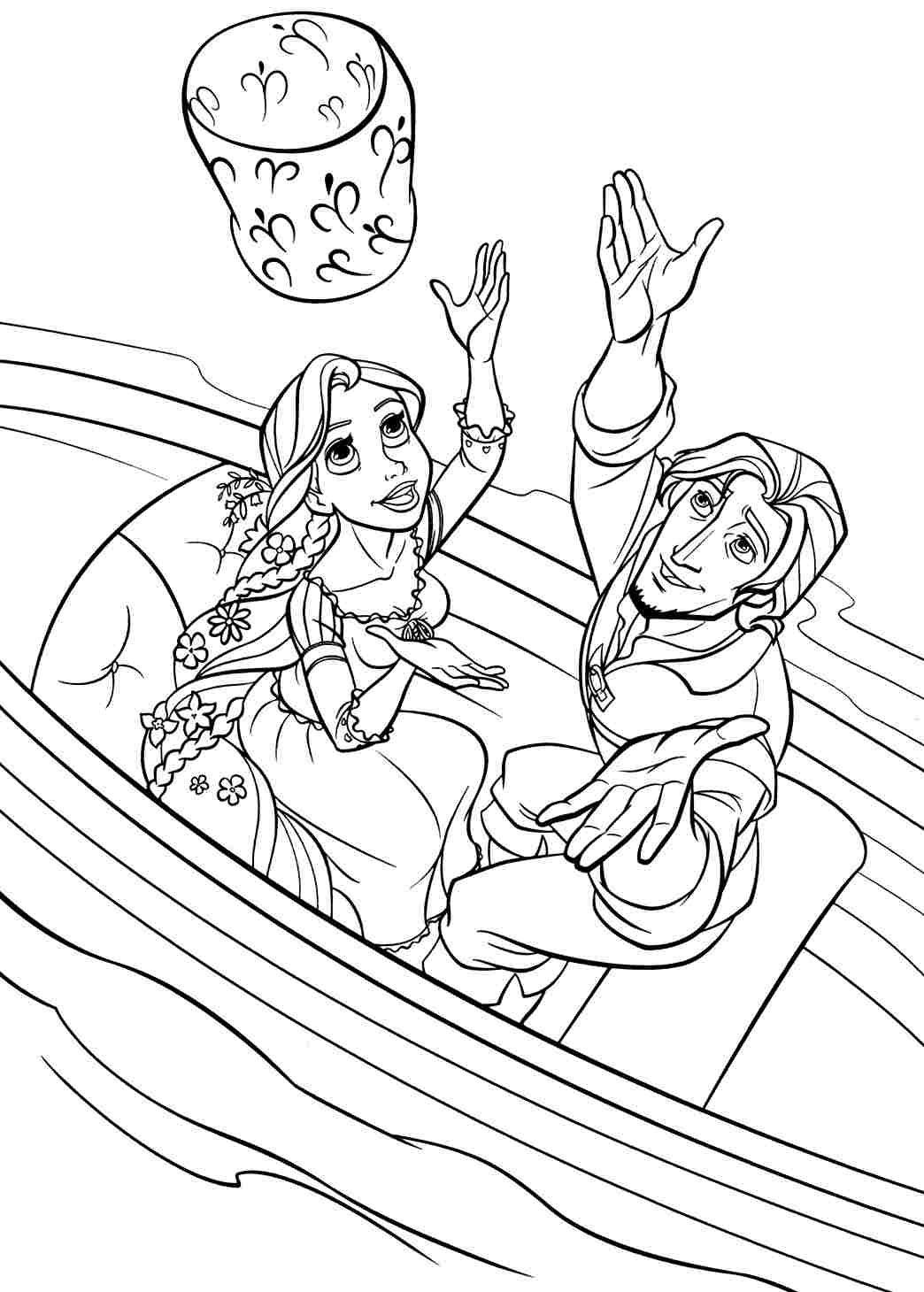 free rapunzel coloring pages coloring pages quottangledquot free printable coloring pages of coloring pages rapunzel free