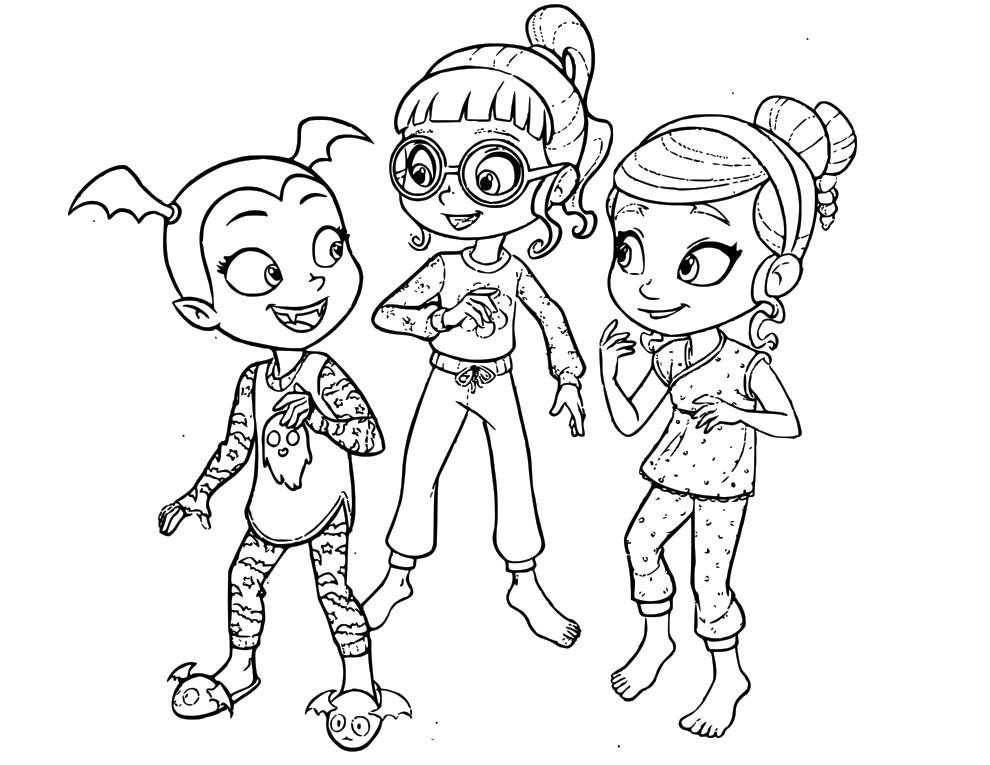 free vampirina coloring pages free printable vampirina coloring pages for kids vampirina coloring free pages