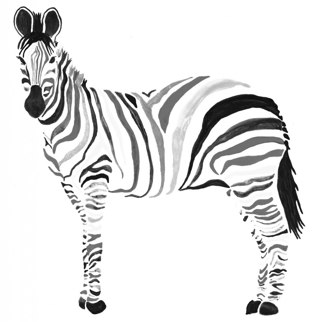 free zebra coloring pages zebra coloring page for kids picture animal place free pages zebra coloring