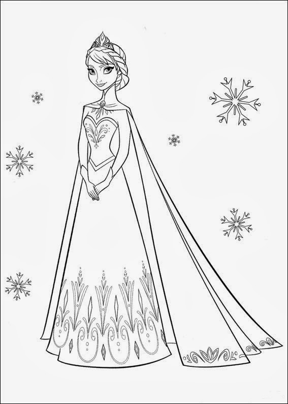 frozen movie coloring pages anna from the frozen movie coloring page free printable movie coloring pages frozen