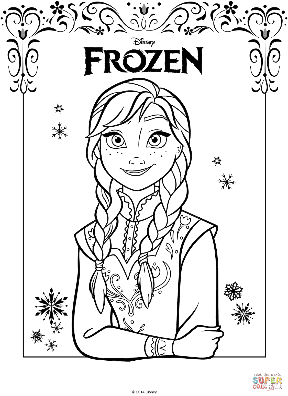 frozen movie coloring pages logo and main characters frozen coloring pages for children frozen coloring pages movie