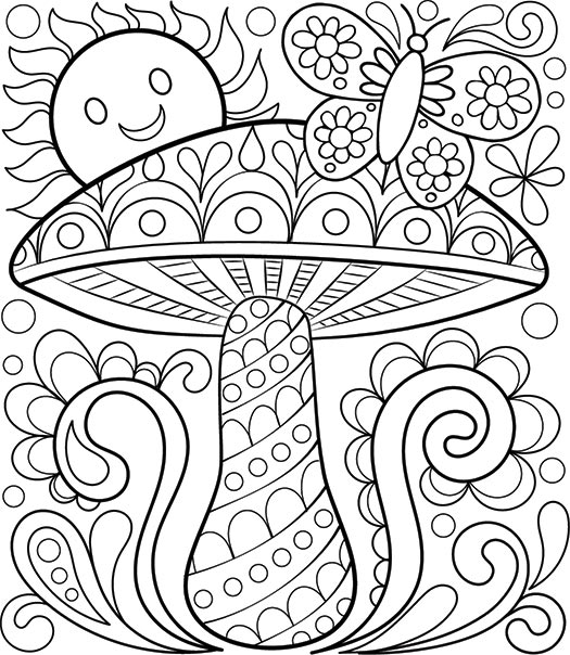 full size coloring sheets 10 toothy adult coloring pages printable off the cusp sheets size full coloring 1 1
