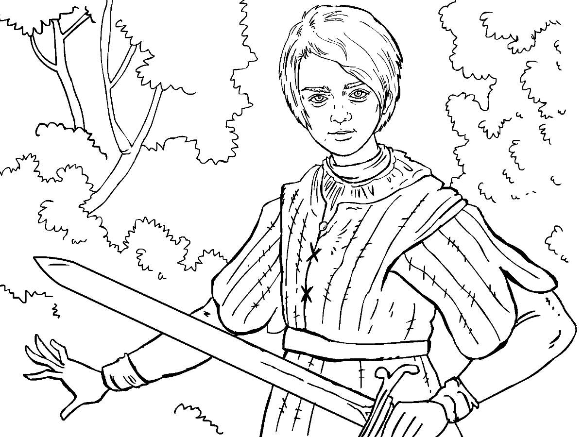 game of thrones coloring pages game of throne ned starck tv shows adult coloring pages of thrones coloring game pages