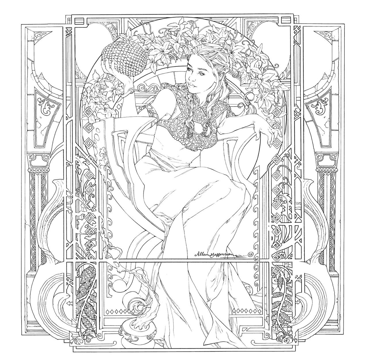 game of thrones coloring pages game of thrones coloring pages coloring pages to pages of thrones game coloring