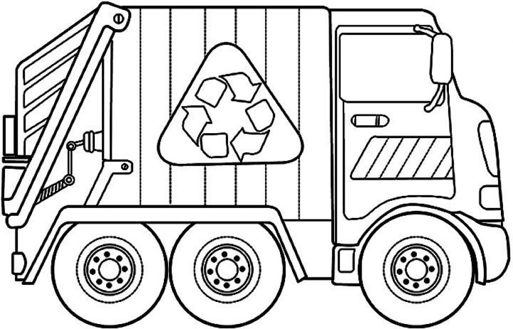 garbage truck coloring sheets garbage truck coloring pages coloring pages to download garbage sheets truck coloring