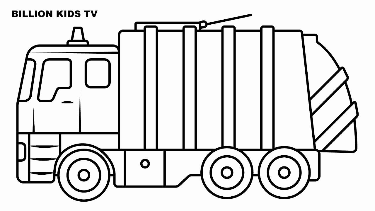garbage truck coloring sheets recycling garbage truck coloring pages download print garbage coloring sheets truck