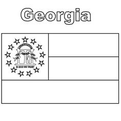 georgia state seal coloring page seal indiana coloring page 10001000 coloring pages seal state page georgia coloring