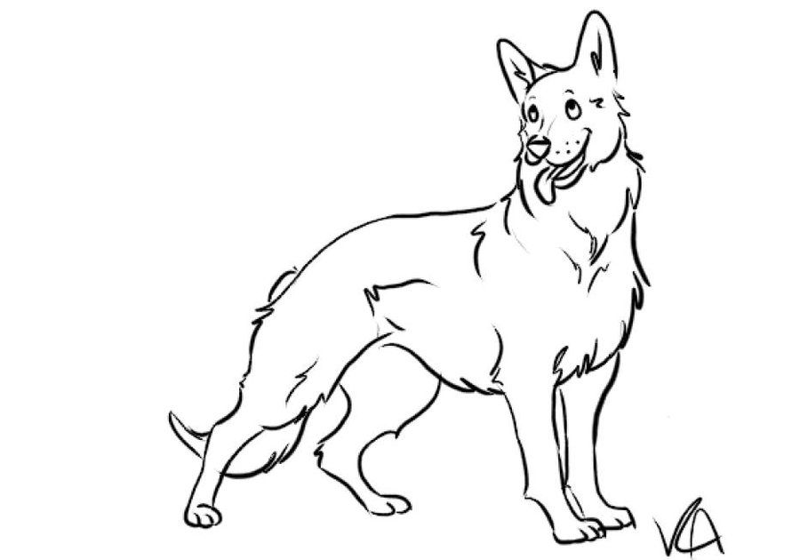 german shepherd pictures to print german shepherd coloring pages to download and print for free pictures german to shepherd print