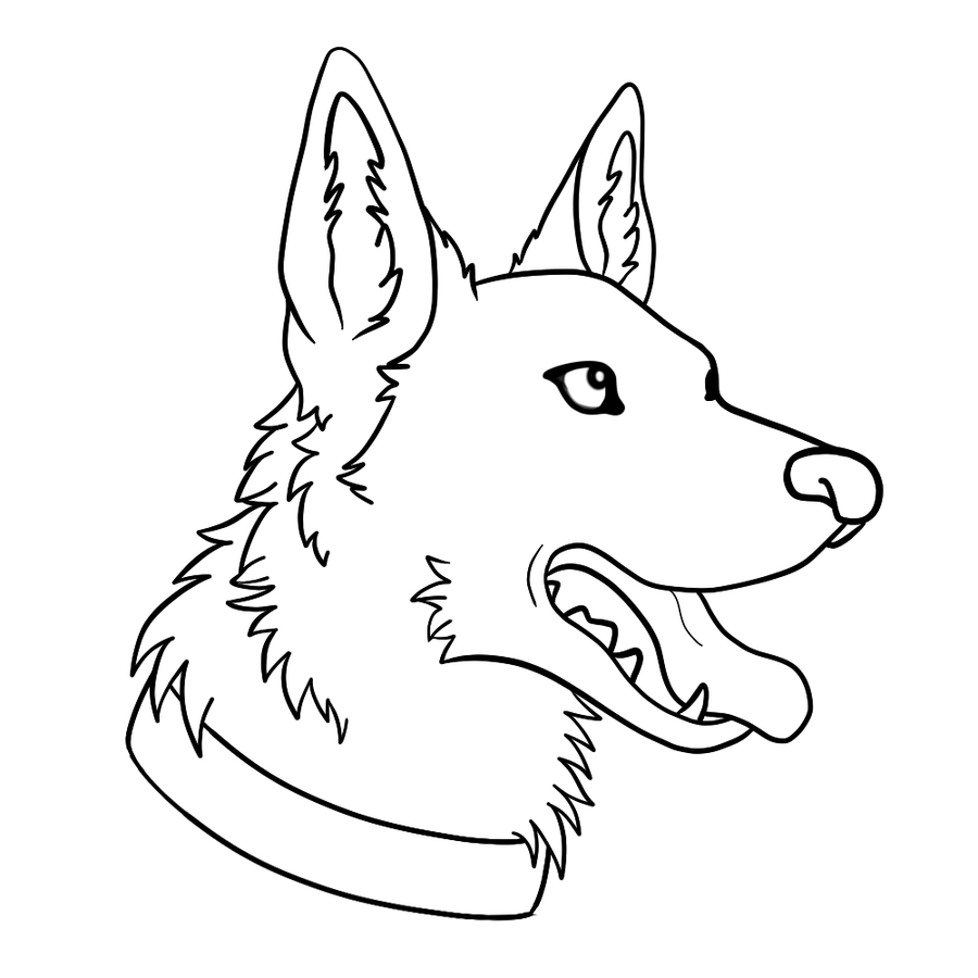 german shepherd pictures to print german shepherd coloring pages to download and print for free to german pictures shepherd print