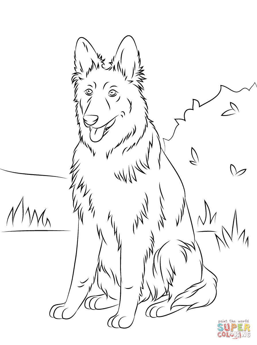 german shepherd pictures to print german shepherd dog coloring pages coloring home german print to pictures shepherd
