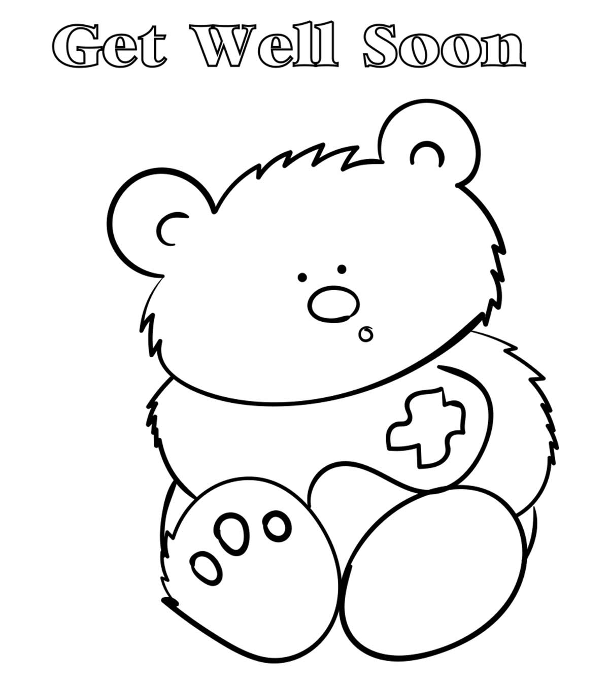 get well soon printable coloring cards get well soon coloring cards printable sketch coloring page well coloring get printable cards soon