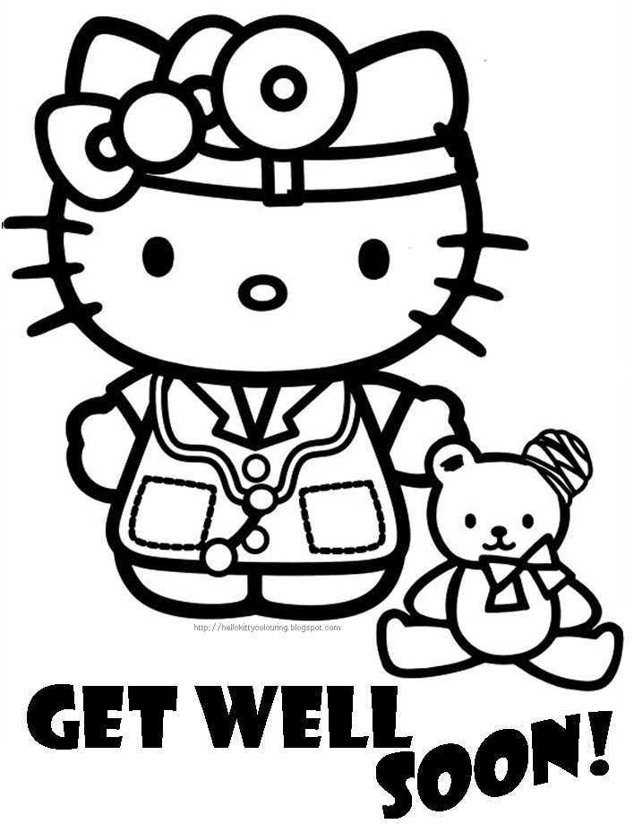 get well soon printable coloring cards get well soon doodle coloring page free printable coloring soon cards well get printable