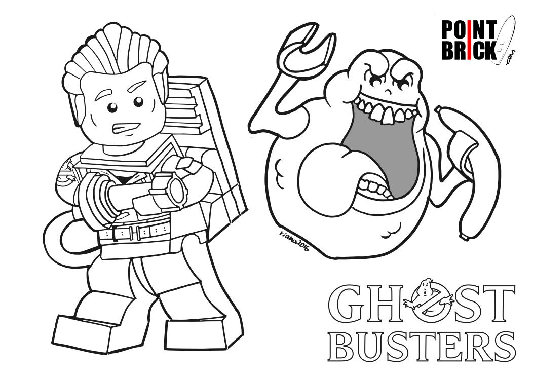 ghostbusters 2 coloring pages disegni da colorare lego ghostbusters e wall e disegni ghostbusters 2 coloring pages