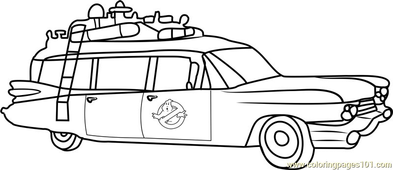 ghostbusters car coloring pages ghostbusters car coloring page free ghostbusters car coloring pages ghostbusters
