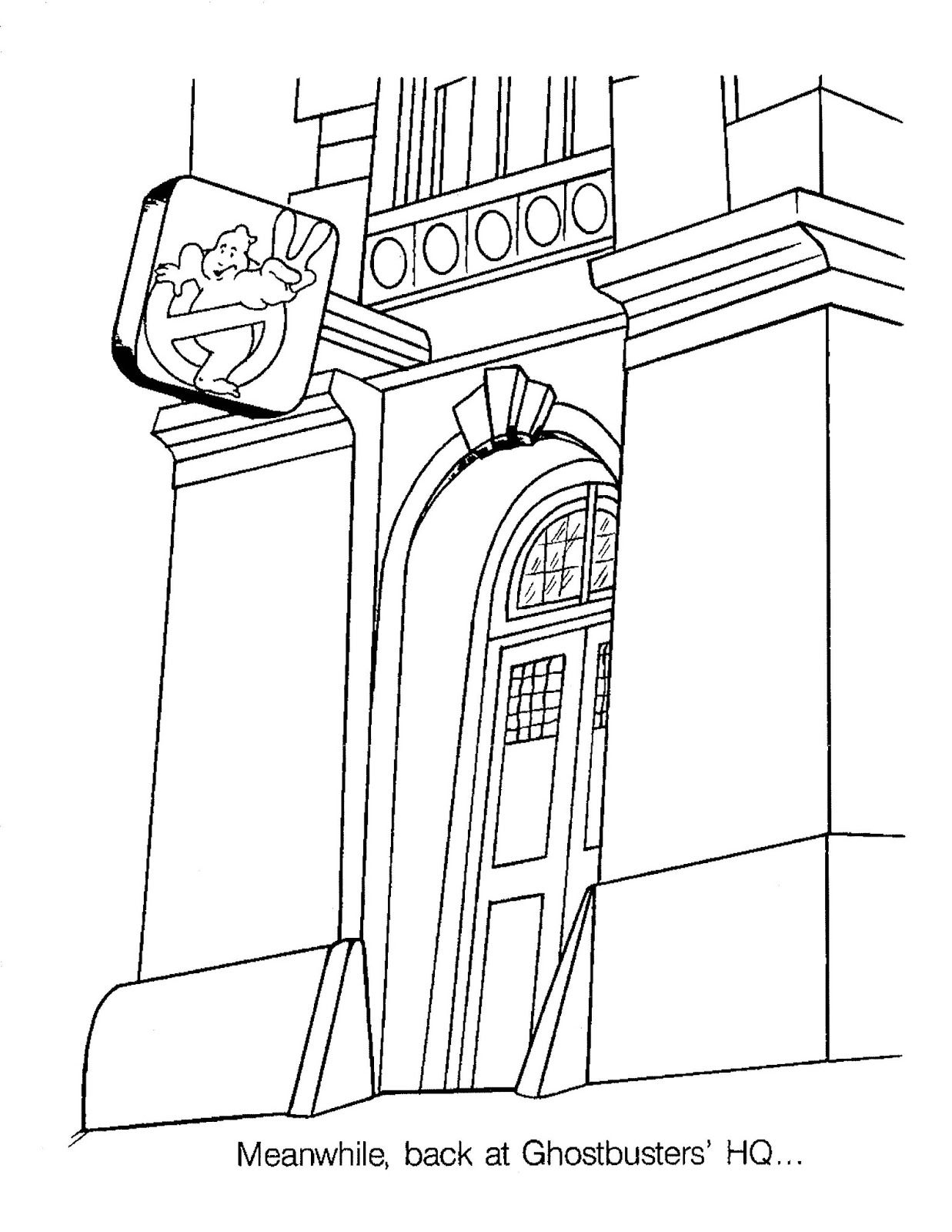 ghostbusters car coloring pages ghostbusters coloring pages for kids printable free coloring car ghostbusters pages